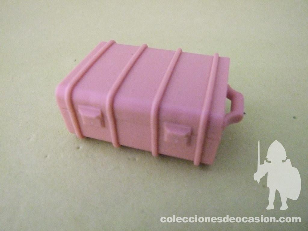 35154c35e Colecciones de Ocasión   Playmobil Cofre del oeste, maleta grande ...