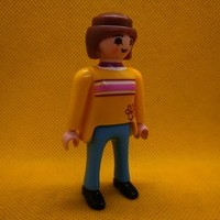 Playmobil Mujer city, chica actual