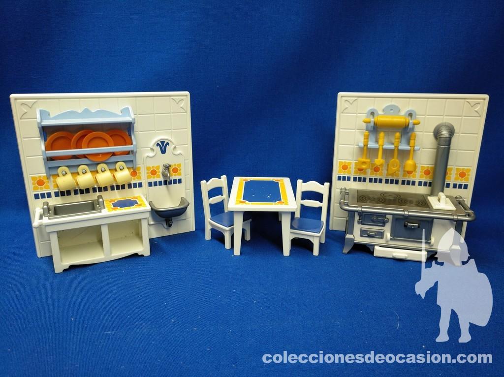 Colecciones de Ocasión | Playmobil Muebles de cocina victoriana