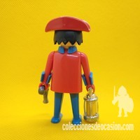 Playmobil Antiguo pirata con farol