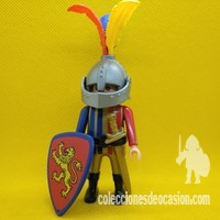 Playmobil Caballero medieval special REF 4555