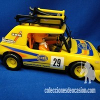 Playmobil Coche de rally Paris Dakar REF 3524
