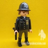 PLAYMOBIL POLICIA INGLES CLASICO BOBBY 20//6//19