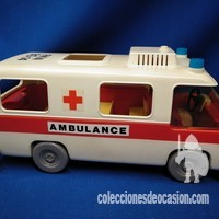 Playmobil Ambulancia REF 3254