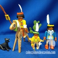 Playmobil Familia india REF 3396