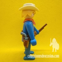 Playmobil Vaquero con rifle, click