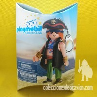 Playmobil Llavero pirata playmobil collector