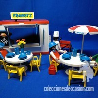 Playmobil Hot dog Franky´s REF 3146