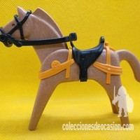 Playmobil Antiguo caballo medieval