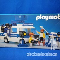 Playmobil Furgoneta de TV REF 3468