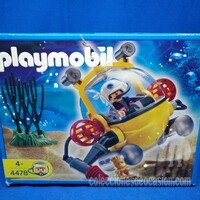 Playmobil Mini submarino REF 4478